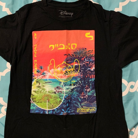 2db4d7d133e6 Neff Shirts | Disney Collection By Lilo And Stitch Tee | Poshmark
